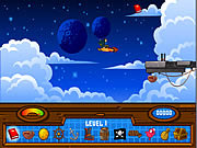 Treasure planet solar surfer Gioco