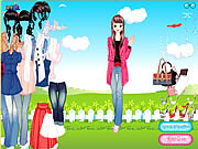Get your favorite jeans dress up Spiele
