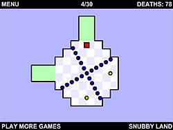 The World's Hardest Game oyunu