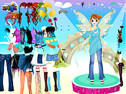 Gioca gratuitamente a Fairy Fashion