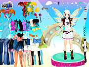 Play Fairy fashion Game