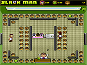 Slack Man game
