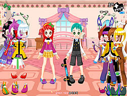 Cute Kids Dress Up game