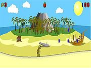 Play Tony the turtle and the island adventure Game