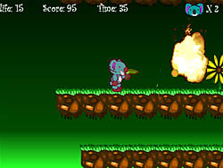 Blinky's Quest game