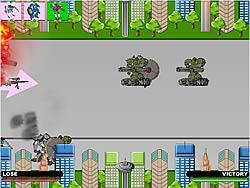 เล่นเกมฟรี Robot War Strategy
