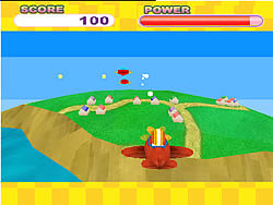 Duck Fight game