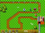 Chơi trò chơi miễn phí Fanta Factory Defender