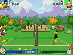 Maglaro ng libreng laro Tricky Duck Volleyball