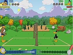 Tricky Duck Volleyball oyunu