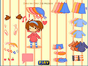Dress Chibi game
