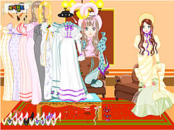 Europe Wind Dress Up game