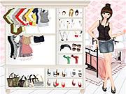 Summer mini skirt Spiele