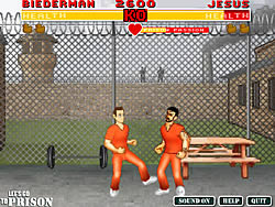 Gioca gratuitamente a Bighouse Beatdown