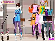 Play School girl dress up Game