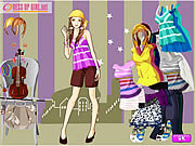 At home dress up Spiele