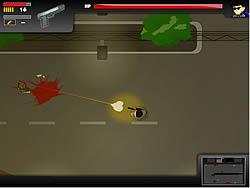 Permainan Zombie Hole