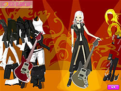 Rock Style Girl game