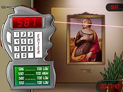 Art Thief game