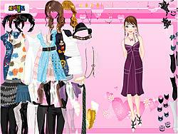 Award Dress Up oyunu