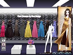 Gioca gratuitamente a Prom Dresses Dressup