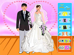 Love Story Dressup game