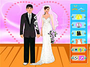 Play Love story dressup Game