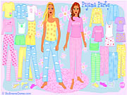 Play Pajama party Game