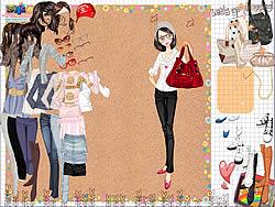 Gioca gratuitamente a Shopping Girl 3 Dress Up