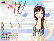 Play Garden girl make over Game