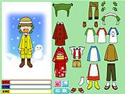 Play Dress yotsuba online Game