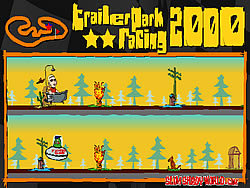 Trailer Park Racing 2000 game