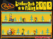 Trailer Park Racing 2000 game