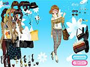 Leopard print fashion Spiele