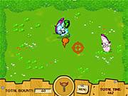 Bunny Bounty game