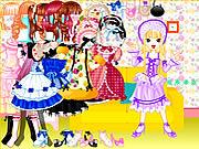 Jugar Sweet candy dress up Juego