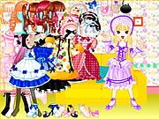 Sweet Candy Dress Up game