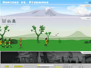 Play Amazons vs athenians Game