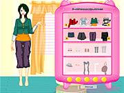 Girl Dressup Makeover36 game