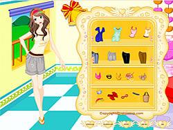 Girl Dressup Makeover 9 game