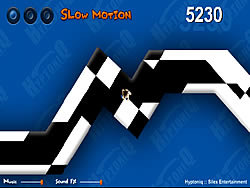 Slow Motion game