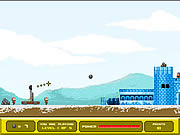 Play Ice castle blaster Game