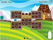 Play House of chocolates Game