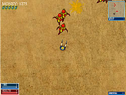 Permainan Alien Hunter Game
