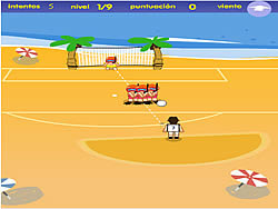 Gioca gratuitamente a Las Vacaciones de Raul 08