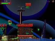 Play Alien ufo Game