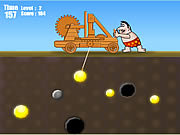 Play Gold miner game Game