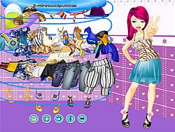 Girl Dressup Makeover 63 game
