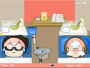 Play Facial house Game