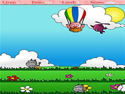 Shock Balloon Bomber game